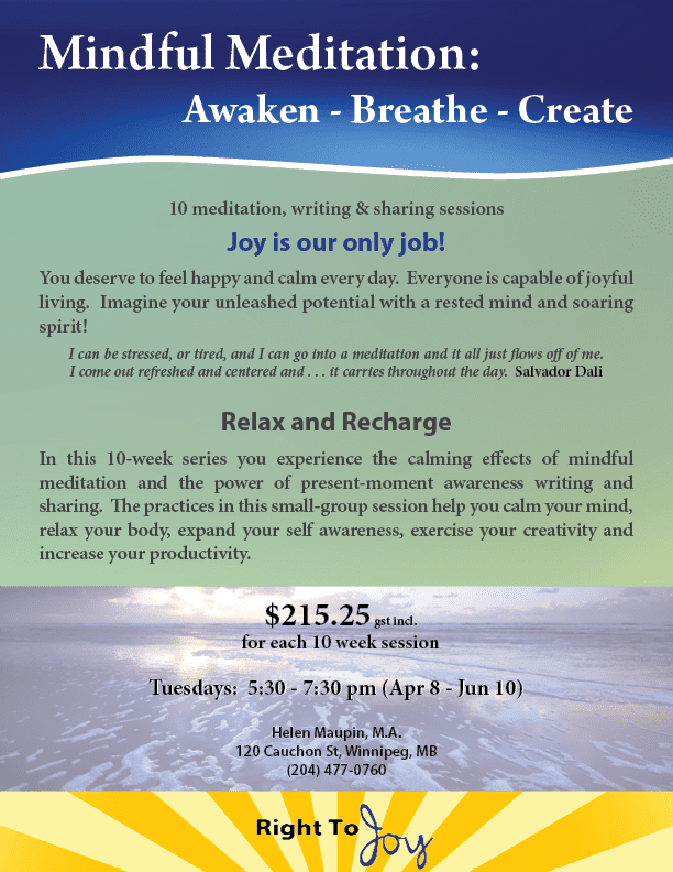 Mindful Meditation ABC Apr 2014