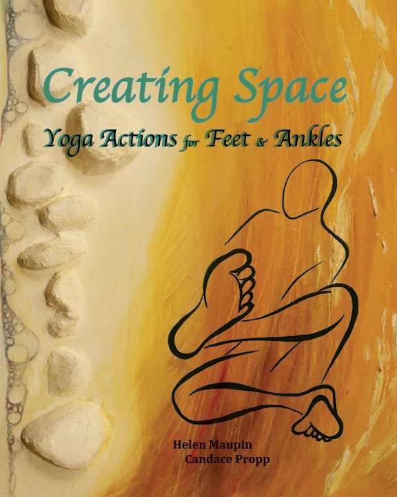 Book Cover: Yoga Actions for Feet & Ankles