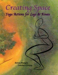 Book Cover: Yoga Actions for Legs & Knees