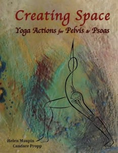 Book Cover: Yoga Actions for Pelvis & Psoas