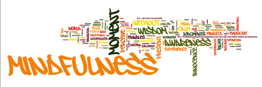 Mindfulness Wordle