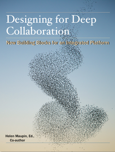 Book Cover: Designing for Deep Collaboration