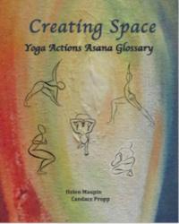 Book Cover: Yoga Actions Asana Glossary